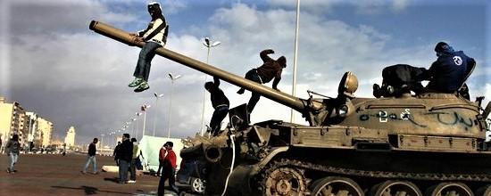 Dopo sei anni la Libia è nel caos: anche per colpa della pavida Italia…