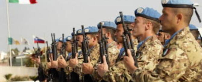 Ferito un militare italiano in missione in Somalia: è stato colpito al torace