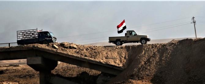 """Iraq, l'Isis cacciato anche dal """"quarto"""" ponte di Mosul: era l'ultimo rimasto"""