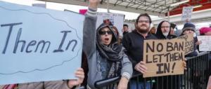 Trump: «Se necessario riscriveremo il Muslim ban, ma andremo avanti»