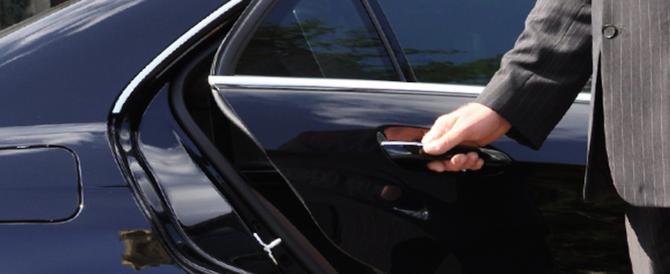 Coppia di autisti Ncc utilizzava il figlio disabile per non pagare le multe