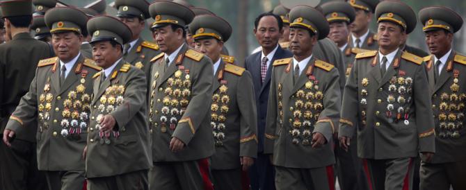 """Trump: """"La Cina faccia qualcosa per fermare la Nordcorea o lo faremo noi"""""""