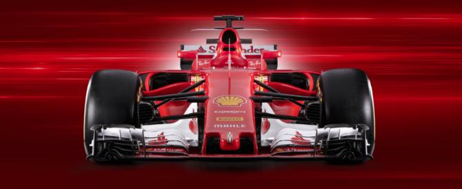 F1, arriva il nuovo bolide della Ferrari: ci riporterà il titolo mondiale? (video)
