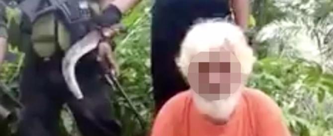 Merkel sotto choc: terroristi islamici decapitano ostaggio tedesco (VIDEO)