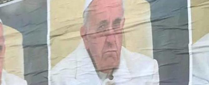 Manifesti contro Papa Francesco: c'entra il tesoro dell'Ordine di Malta?
