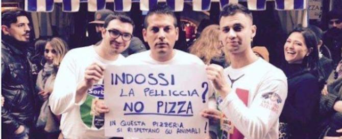 Niente pizza a chi indossa la pelliccia: gemellaggio tra Napoli e Monza