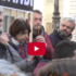 Tassisti, ambulanti e balneari contro il governo. Montecitorio sotto assedio (VIDEO)
