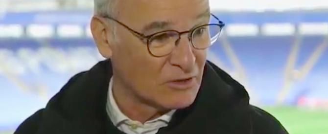 Ranieri ringrazia il Leicester ma è un uomo distrutto: «Il mio sogno è morto»