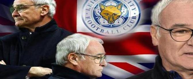 I tifosi del Leicester cantano per Ranieri al King Power Stadium (video)