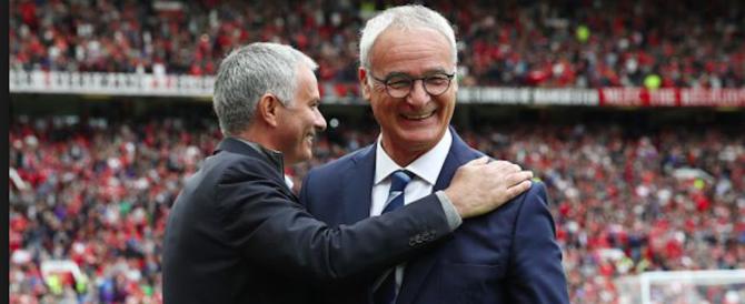 Tutti gli allenatori del mondo (anche Mourinho) indignati per l'esonero di Ranieri