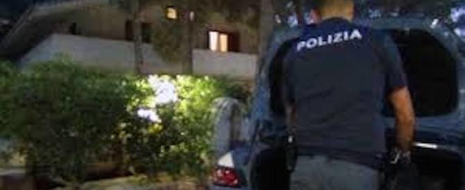 Pistoia, rapina in villa, coppia minacciata di morte: 4 albanesi in fuga