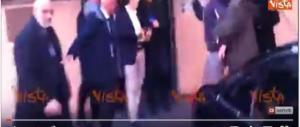"""Tapiro d'Oro a Renzi: """"E' per tutti i disastri fatti…"""" (video)"""
