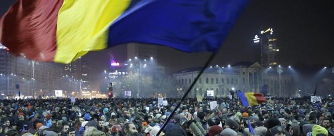 Romania, via il decreto salva-corrotti dopo quattro giorni di proteste