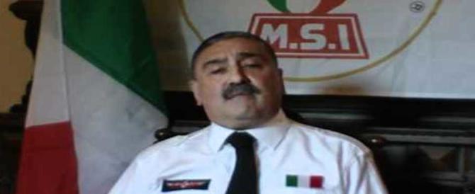 Arrestato Gaetano Saya, fondatore del Nuovo Msi in guerra per il simbolo