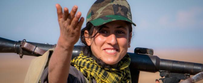 La Turchia riaccende la guerra in Siria: obiettivo, lo sterminio dei curdi