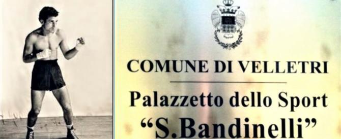 Venti anni fa l'addio a Spartaco Bandinelli, campione nel 1948 Londra
