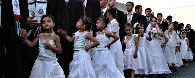 Spose-bambine, una piaga diffusa anche in Italia grazie all'immigrazione