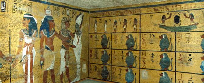 La tomba di Tutankhamon? Per tre giorni si potrà visitare a Firenze