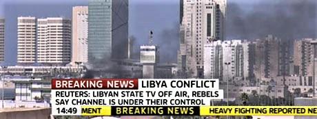 Libia: Alfano capisce di aver puntato sul cavallo sbagliato, ma ora è tardi…