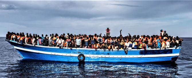 Sbarcato dalla Libia il 90 per cento dei clandestini arrivati sulle coste italiane