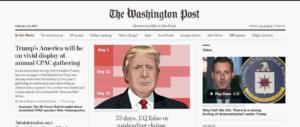 Washington Post diventa un B-Movie: quando il livore fa perdere credibilità