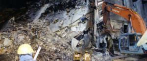 Le foto mai viste dell'11 settembre appena divulgate dall'Fbi: le operazioni di recupero dei resti del boeing 757 schiantatosi sul Pentagono