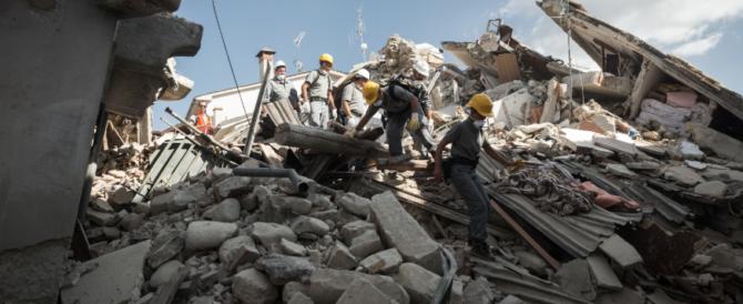 Dopo il terremoto, la burocrazia. Che ostacola la ricostruzione ad Accumoli