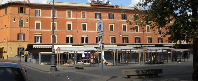 Paura a Trastevere: minaccia passante col coltello, arrestato un somalo