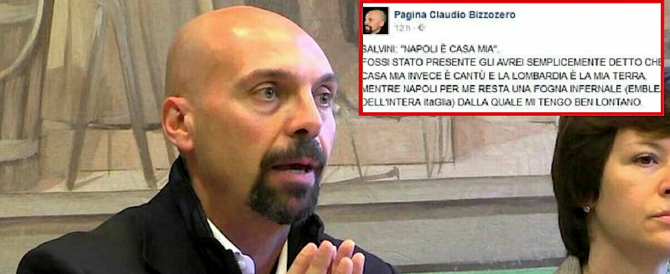 Cantù, sindaco leghista contro Salvini: «Napoli casa tua? No, è una fogna infernale»