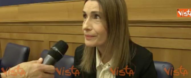 Dall'eros alla fede: Claudia Koll contro aborto e utero in affitto (video)