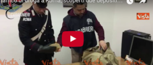 Controlli antidroga nel centro di Roma: arrestati sei pusher africani