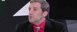 """Flavio Insinna il """"buonista"""":  «Italiani egoisti, accogliete gli immigrati» (video)"""