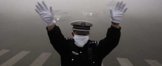 Oms choc: smog e acqua non potabile uccidono 1,7 milioni di bimbi l'anno
