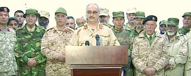 Libia, battaglia tra le forze di Haftar e gli islamici nella Mezzaluna petrolifera