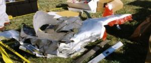 Le foto mai viste dell'11 settembre appena divulgate dall'Ffbi:i resti dell'aereo precipitato sul Pentagono