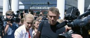 Mosca, arrestato durante una manifestazione l'oppositore Navalny