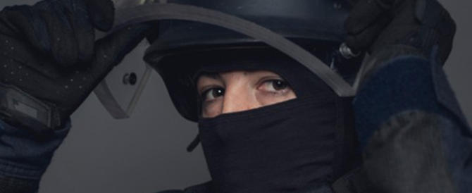 Da bimba sognava la passerella: oggi è la prima donna agente operativa del Nocs