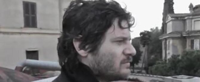 """Edoardo Pesce da """"Romanzo criminale"""" alla rissa in un pub di Roma"""