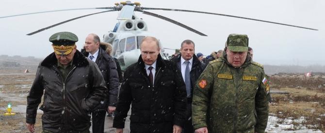 Putin vola nell'Artico russo per verificare il risanamento ambientale