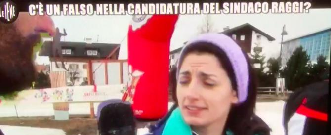 Le Iene inguaiano la Raggi: firme false per la candidatura a sindaco?
