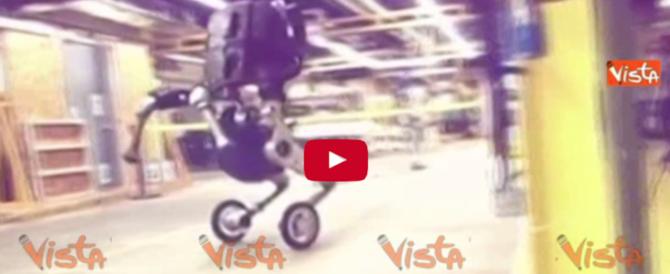 Agile e scattante: è il nuovo umanoide a 2 ruote della Boston Dynamics (video)