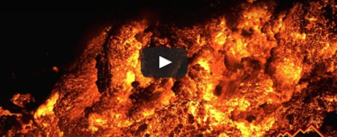 Paura sull'Etna: 10 feriti per un'esplosione. Ecco perché è successo