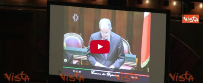Prodi minaccia: «Non torno in campo, ma sono capace di tutto» (video)