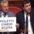 """La Lega contro Poletti al Senato: """"Pallone gonfiato, vai tu a giocare a calcetto"""" (video)"""