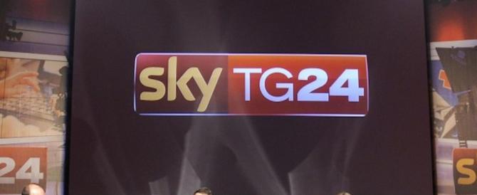 Domani in sciopero i giornalisti di Sky Tg24: chiesto il ritiro degli esuberi