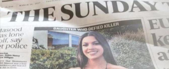 «Mi sono ribellata a mio padre, il killer di Londra»: la coraggiosa storia di Teegan