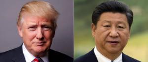 Trump, «con Xi Jinping sarà difficile»: soffiano venti di guerra (commerciale)