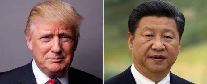 """Pechino """"avvisa"""" Trump: una guerra commerciale non giova a nessuno"""