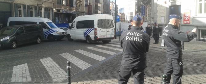 Anversa, accusa di terrorismo per il tunisino che si è lanciato sulla folla