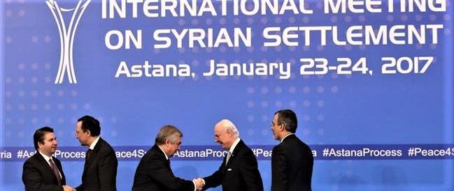 """Colloqui di pace intersiriani ad Astana: è """"giallo"""" sulla presenza dei ribelli"""
